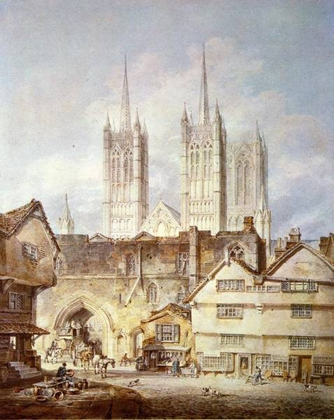 Cathedral Church at Lincoln